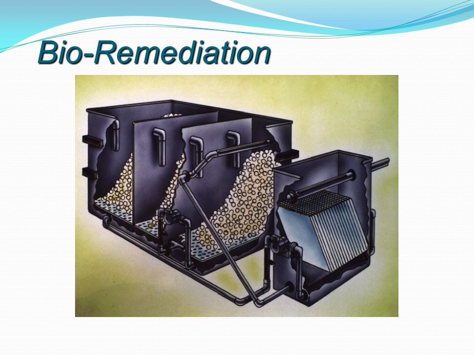 Wastewater Treatment Technologies Bioremediation Coagulation/Floc Membrane Filtration Filtration/Gravity Oxidation (Ozone) Thermal Oxidation Encapsulation