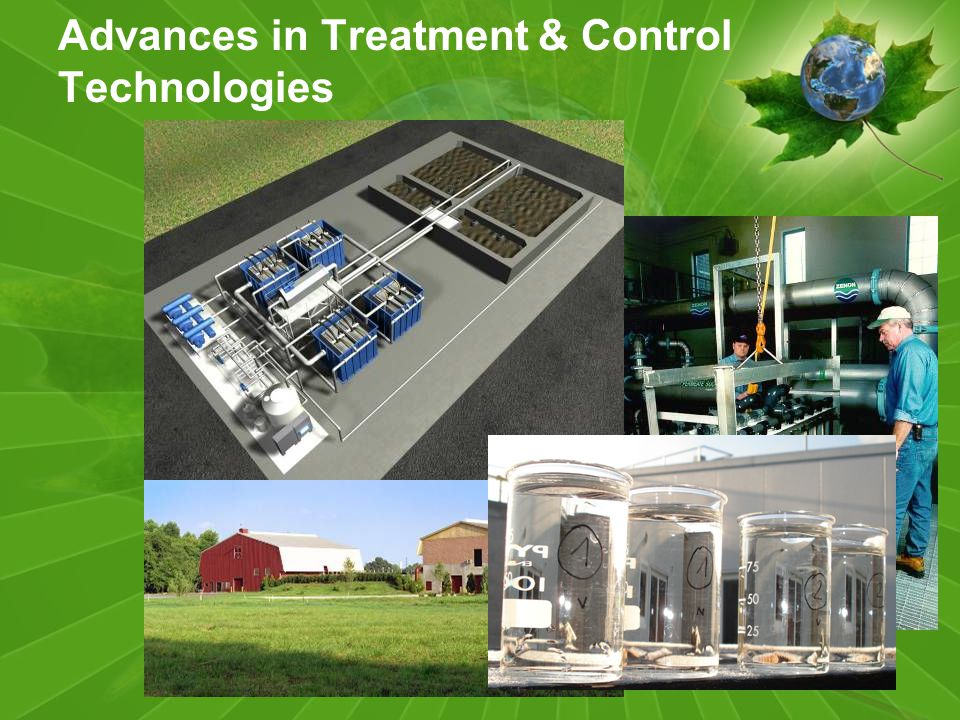 Advances in Treatment & Control Technologies