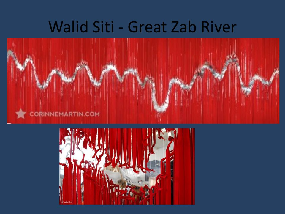 Walid Siti - Great Zab River