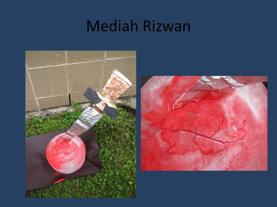 Mediah Rizwan