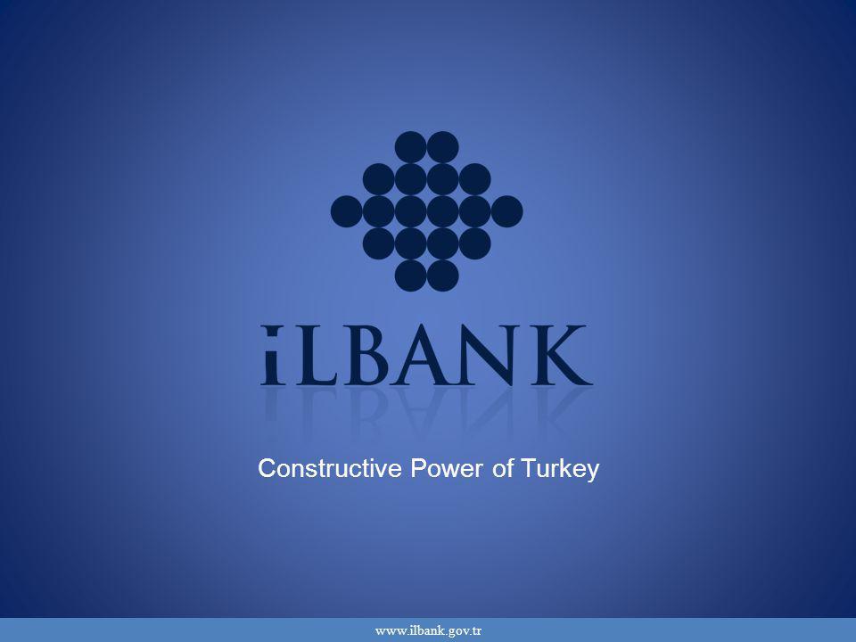 Constructive Power of Turkey MUNICIPAL SEWERAGE AND WASTEWATER TREATMENT PROJECT WITH JICA Loan Agreement: 22 June 2011 Loan Amount: 12.784.000.000 Japanese Yen (136.875.000USD) Guarantor: Undersecretariat of Treasury Borrower: Iller Bank A.Ş.