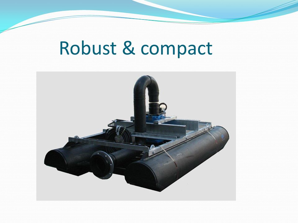 Heavy Borehole Submersible Another example of a tailor made solution.