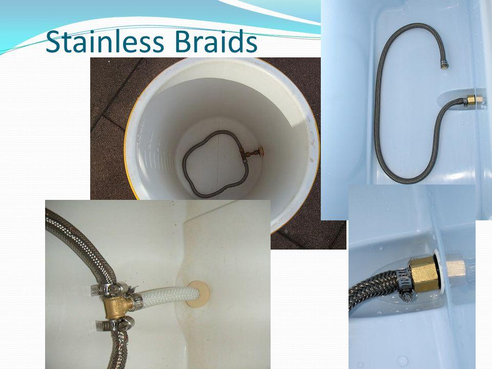 Stainless Braids