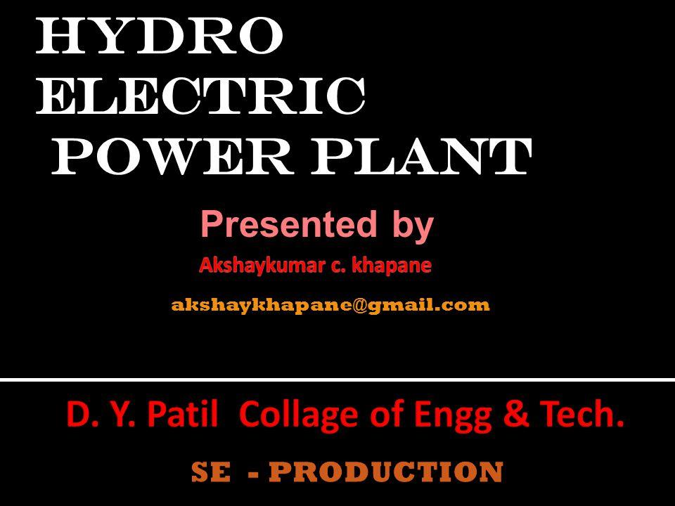 Presented by akshaykhapane@gmail.com