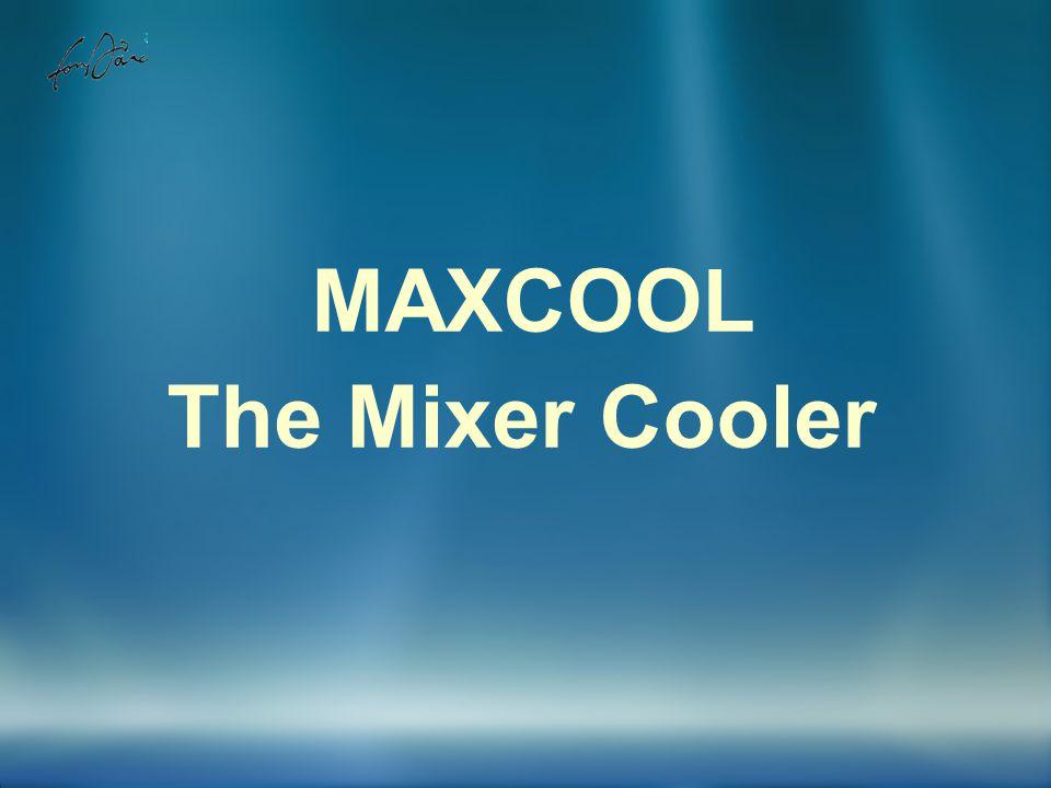 MAXCOOL The Mixer Cooler