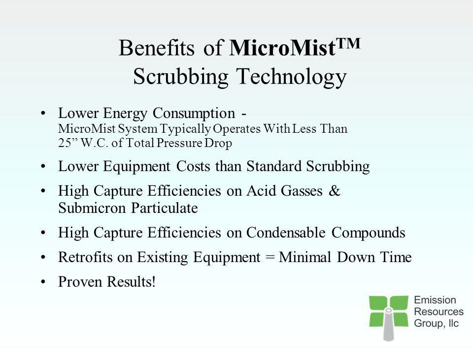 The MicroMist Scrubber