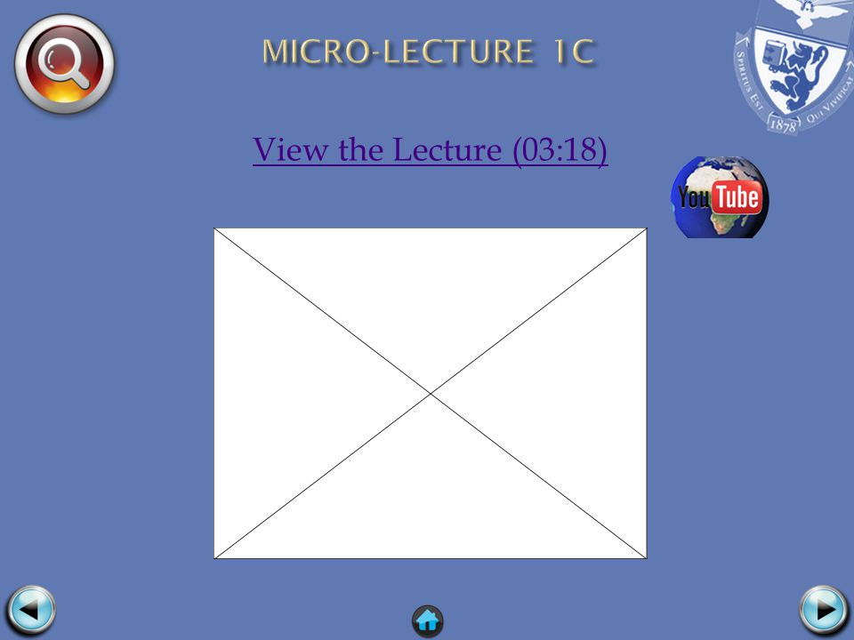 View the Lecture (03:18)