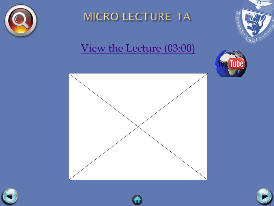 View the Lecture (03:00)