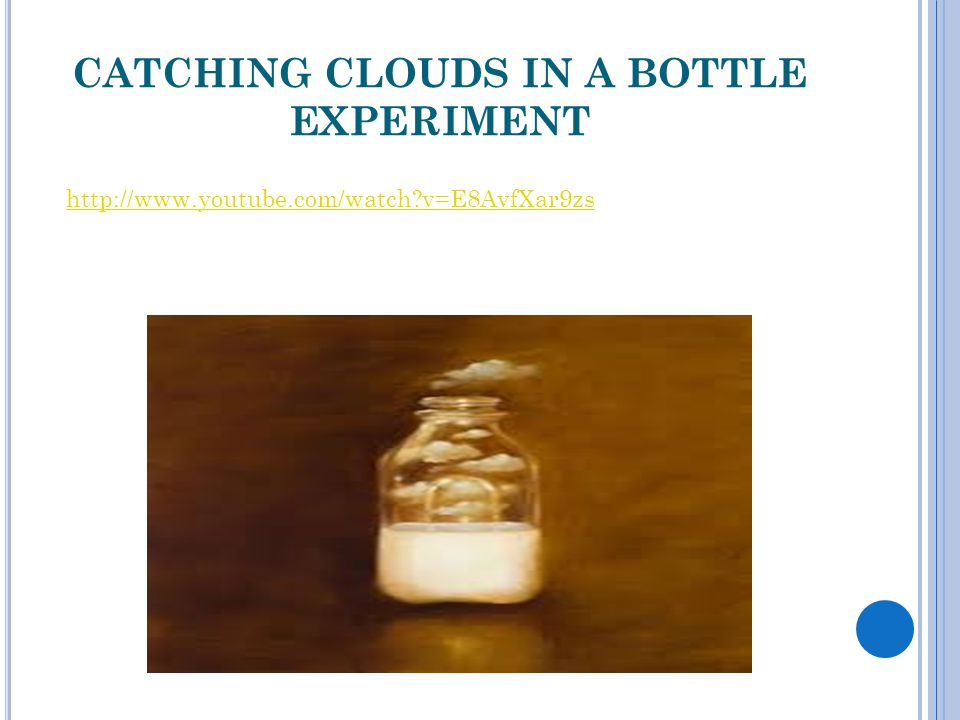 W ATER C YCLE W ATER ON EARTH CAN BE FOUND IN 3 STATES - SOLID, LIQUID, AND GAS Evaporation Condensation Precipitati on