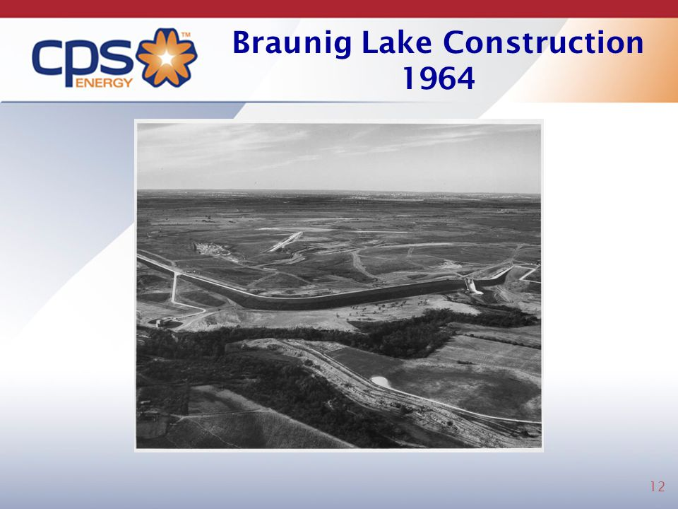 Braunig Lake Construction 1964 12