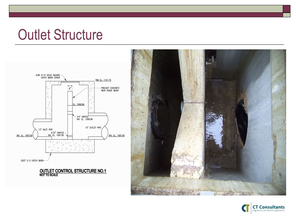 Outlet Structure