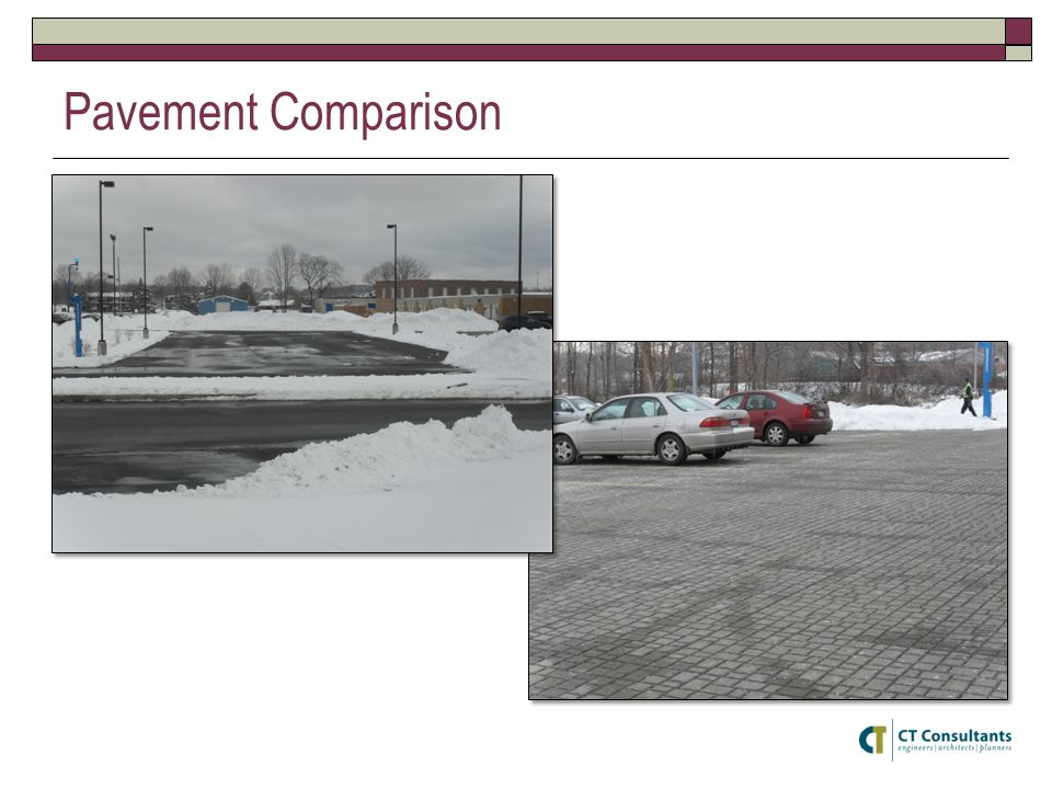 Pavement Comparison