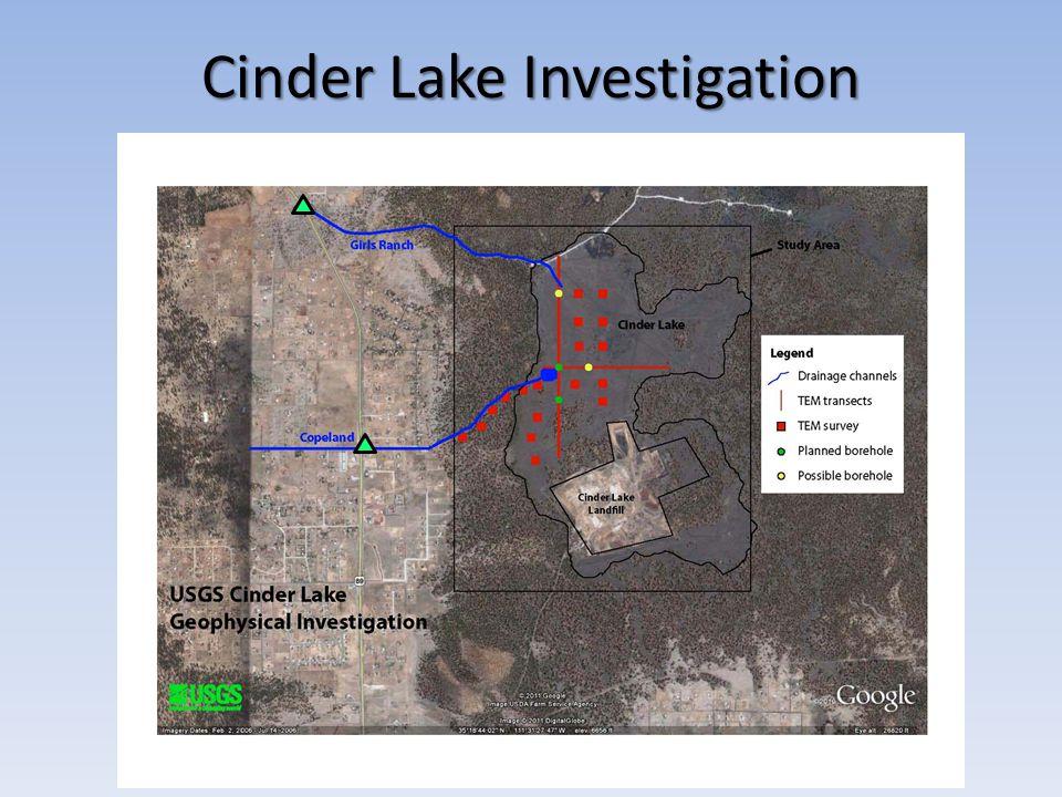 Cinder Lake Investigation