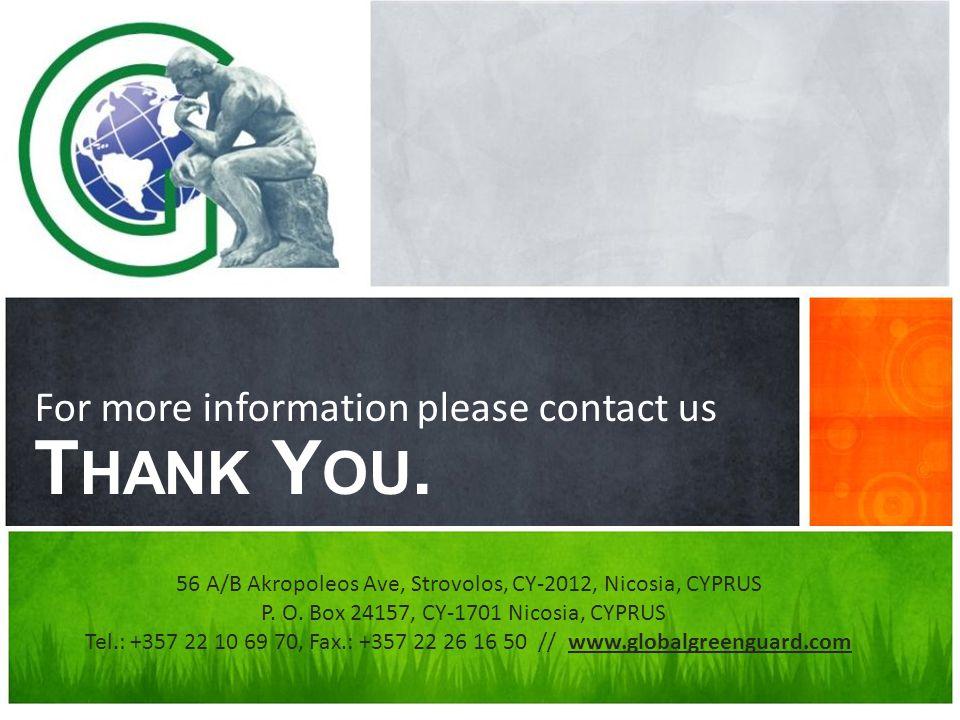 Global Green Guard Ltd.