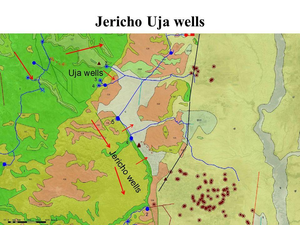 Jericho Uja wells