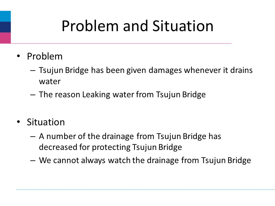 Purpose Creating a contents for learning the water environment surrounding Shiraito plateau – at any time – without giving any damages to Tsujun Bridge We developed a system which reproduces the drainage scene from Tsujun Bridge using Mixed Reality (MR) technology