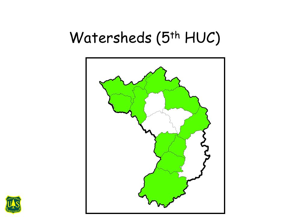 Watersheds (5 th HUC)