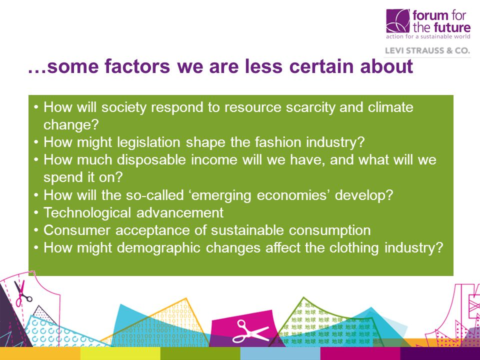 How will society respond to resource scarcity and climate change.