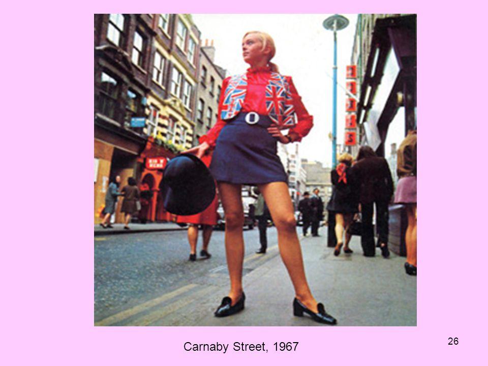 26 Carnaby Street, 1967