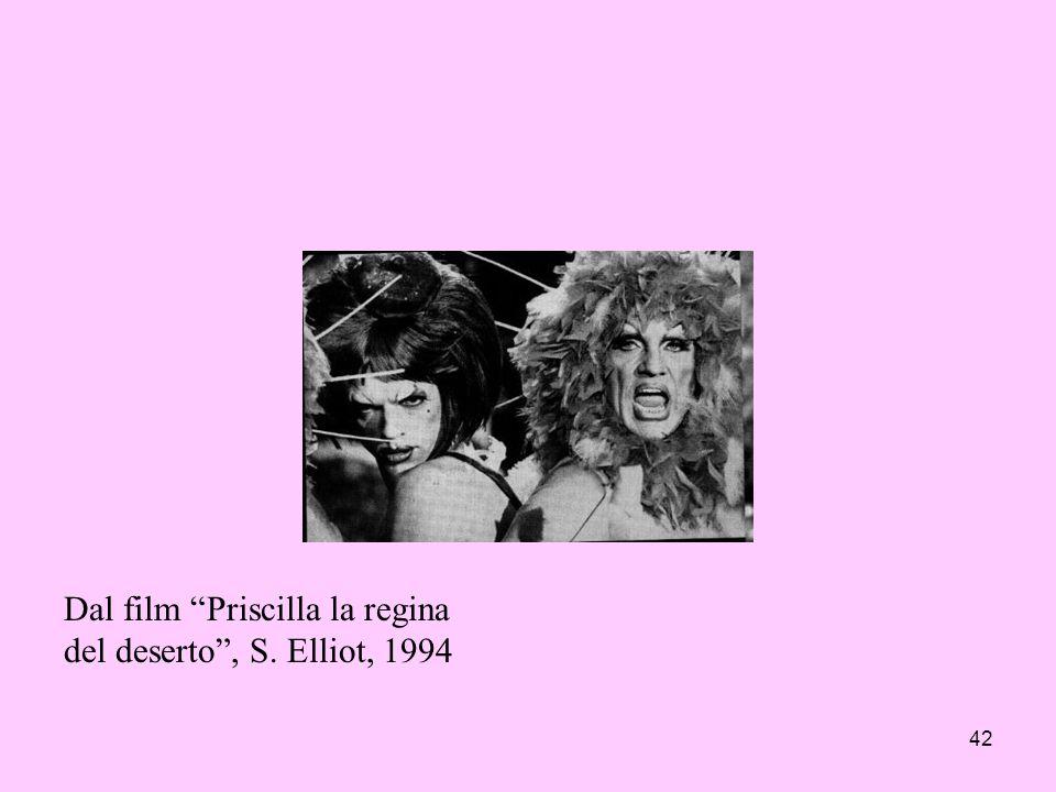 42 Dal film Priscilla la regina del deserto, S. Elliot, 1994