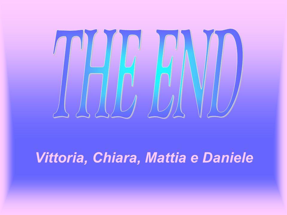 Vittoria, Chiara, Mattia e Daniele