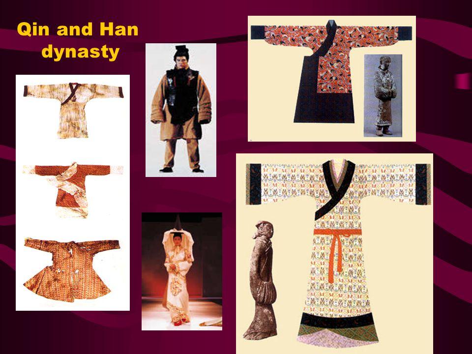 Qin and Han dynasty
