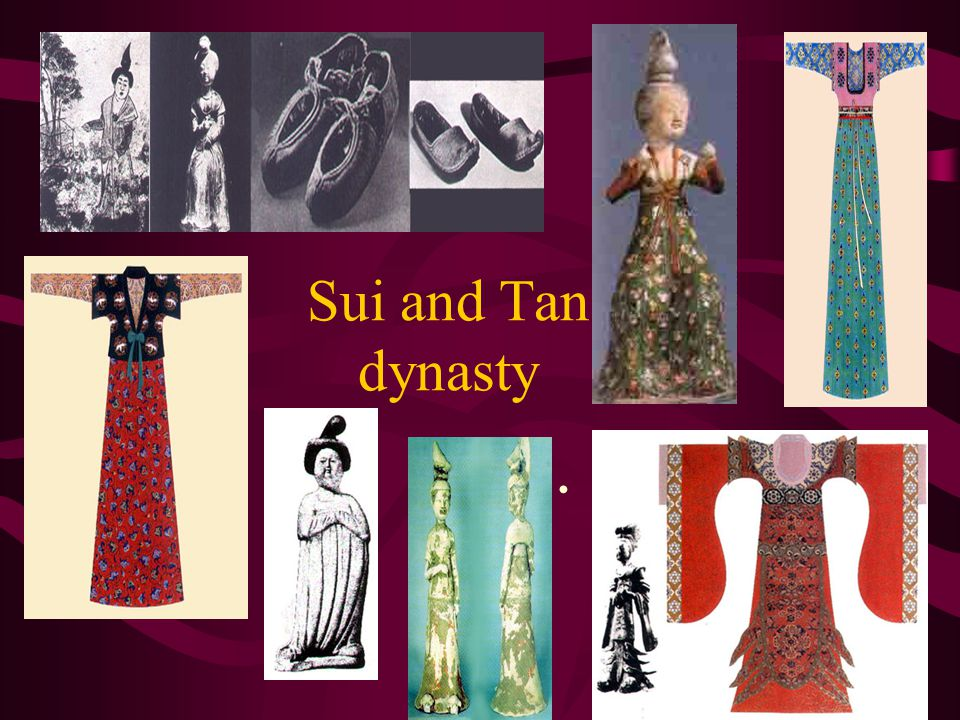 Sui and Tan dynasty
