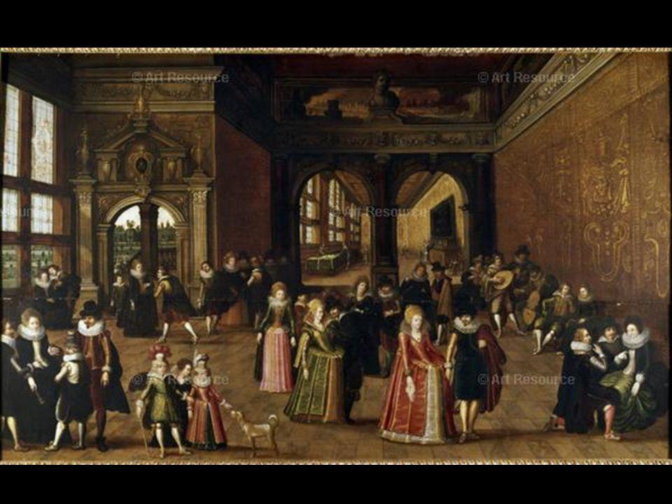 Ball under Henri IV