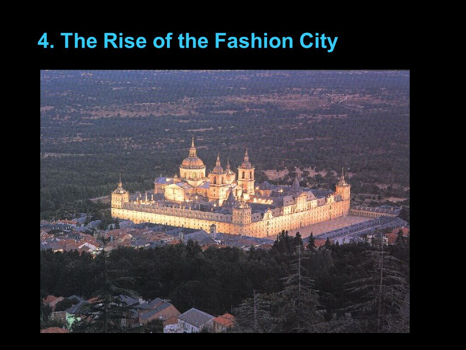 4. The Rise of the Fashion City
