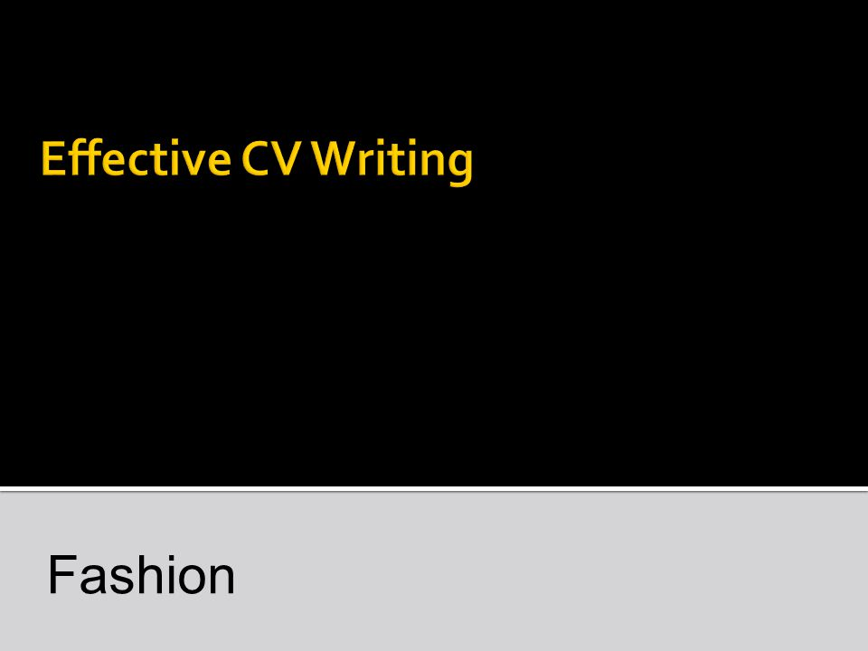 Curriculum Vitae (Latin: the course of ones life) An outline of a persons educational and professional history What is the purpose of a CV.