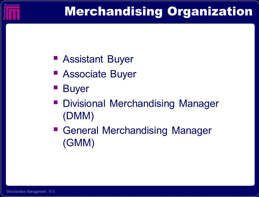 Merchandise Management 11.16 Distributing Seasonal Sales Plans % of BusinessSeasonsPlanned Monthin 6 mos.Sales ForecastSales February10%$52,000$5,200 March10% 5,200 April25% 13,000 May15% 7,800 June30% 15,600 July10% 5,200 TOTAL100%$52,000$52,000
