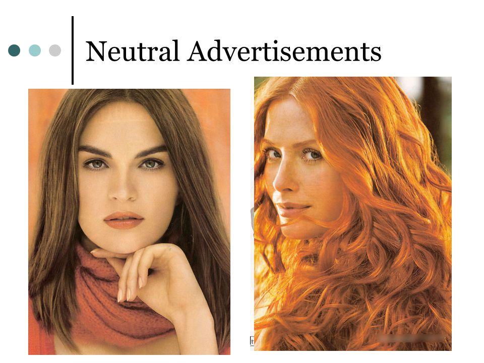 Neutral Advertisements