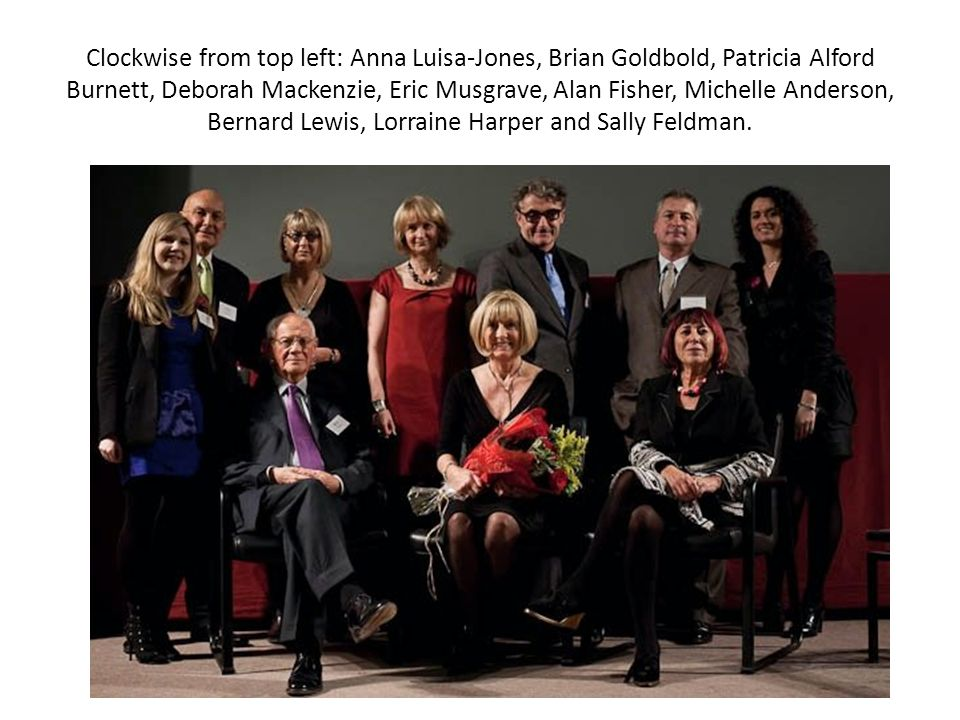 Clockwise from top left: Anna Luisa-Jones, Brian Goldbold, Patricia Alford Burnett, Deborah Mackenzie, Eric Musgrave, Alan Fisher, Michelle Anderson,