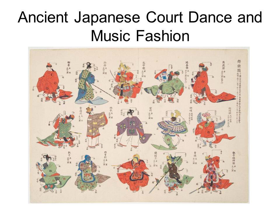 Historical Evolution of Japanese Fashion
