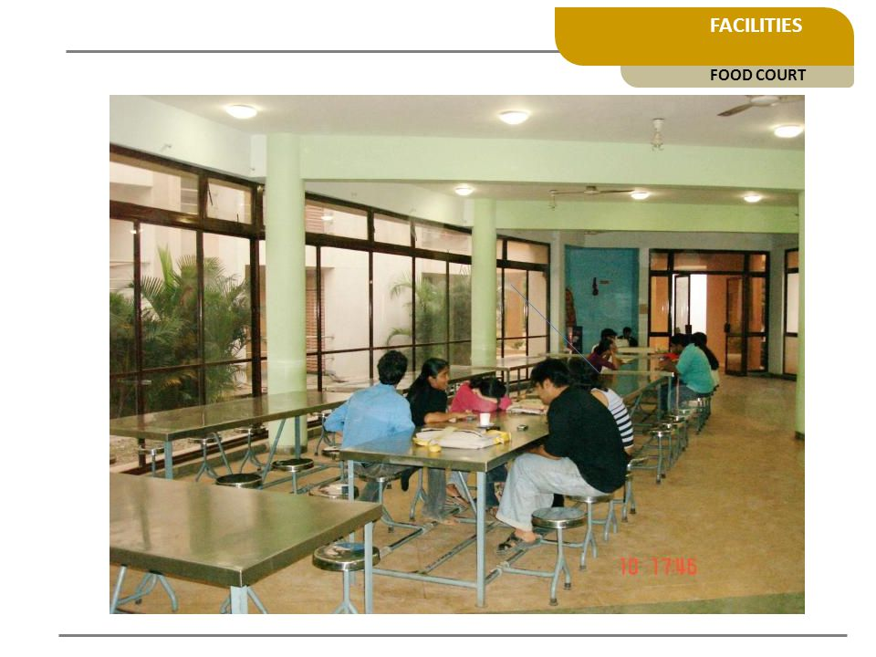 FACILITIES FOOD COURT