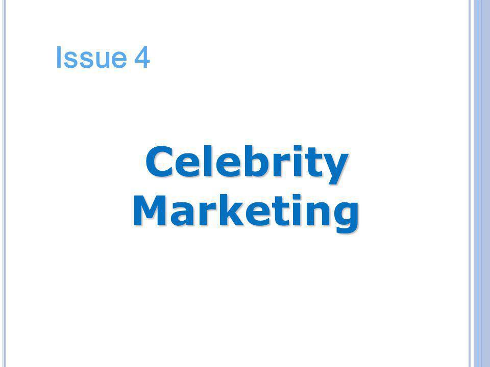 Issue 4 Celebrity CelebrityMarketing