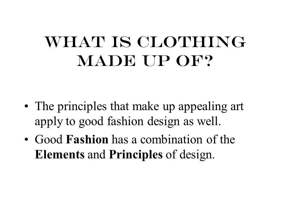 Elements of Design Color Shape Line Texture Pattern