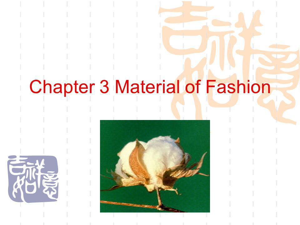 The main content of this lesson What is textile fibers.