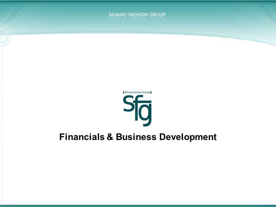 Financials & Business Development