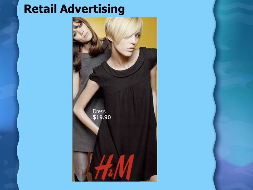 Retail Advertising