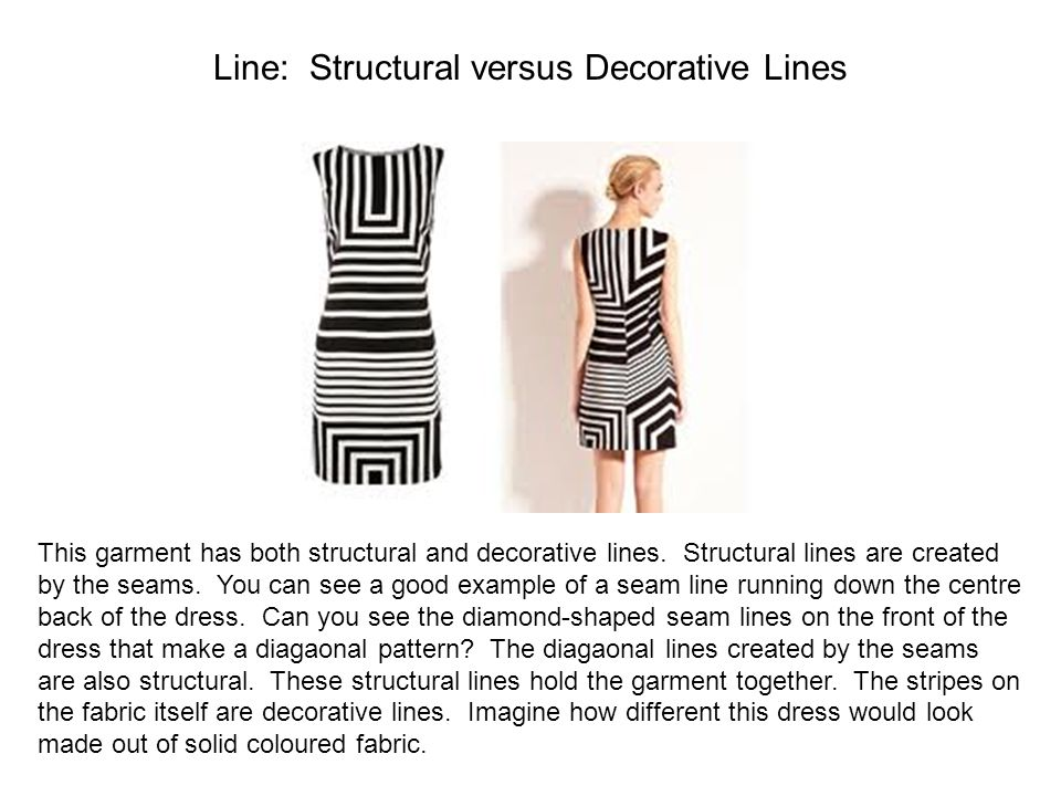 Principle of Design: Proportion These fashions all challenge the design norms of propotion.