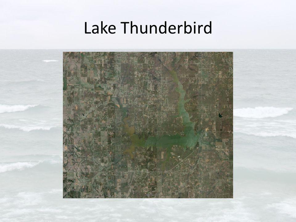 Whitecaps on Lake Michigan