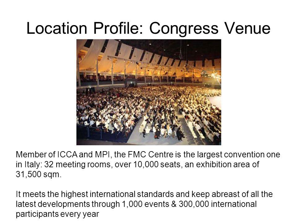 The reasons for choosing Milan: Pre/Post WCC 2008 - Extension venues Capri and Amalfi Coast (6 days)Capri and Amalfi Coast (6 days)