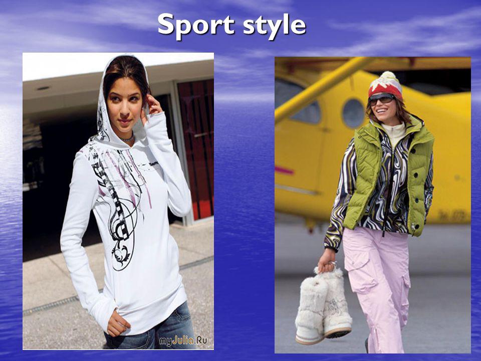 Sport style Sport style