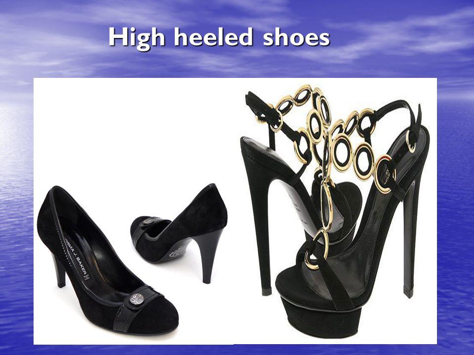 High heeled shoes High heeled shoes
