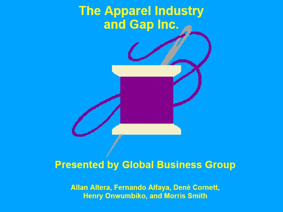 The Gaps Business Units Quality garments targeted specifically to 35-year and older women Exceptional-quality garments at appropriate prices Medium-price garments of good quality and constantly changing trends Low-price garments at acceptable quality