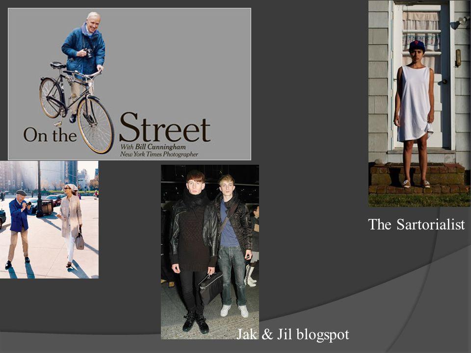 Jak & Jil blogspot The Sartorialist