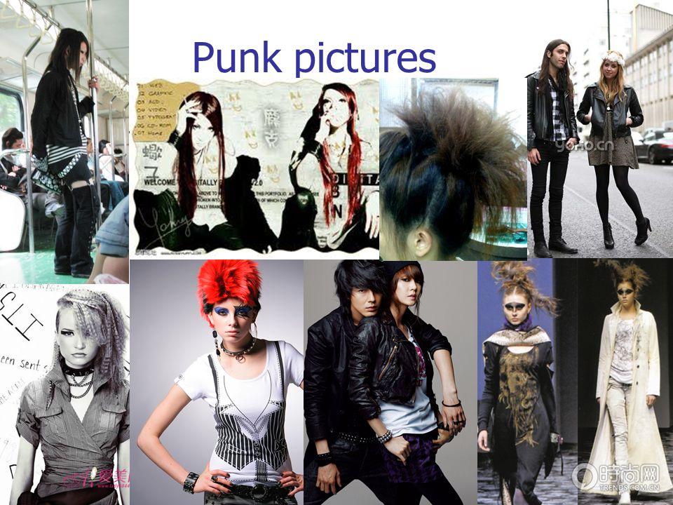 Punk pictures