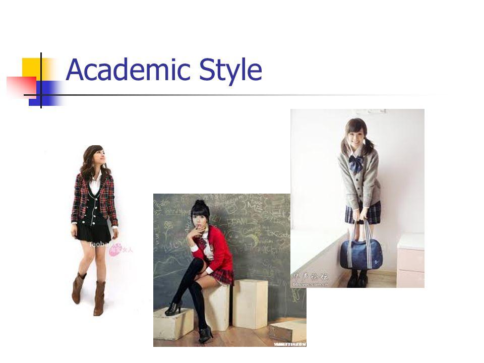 Academic Style