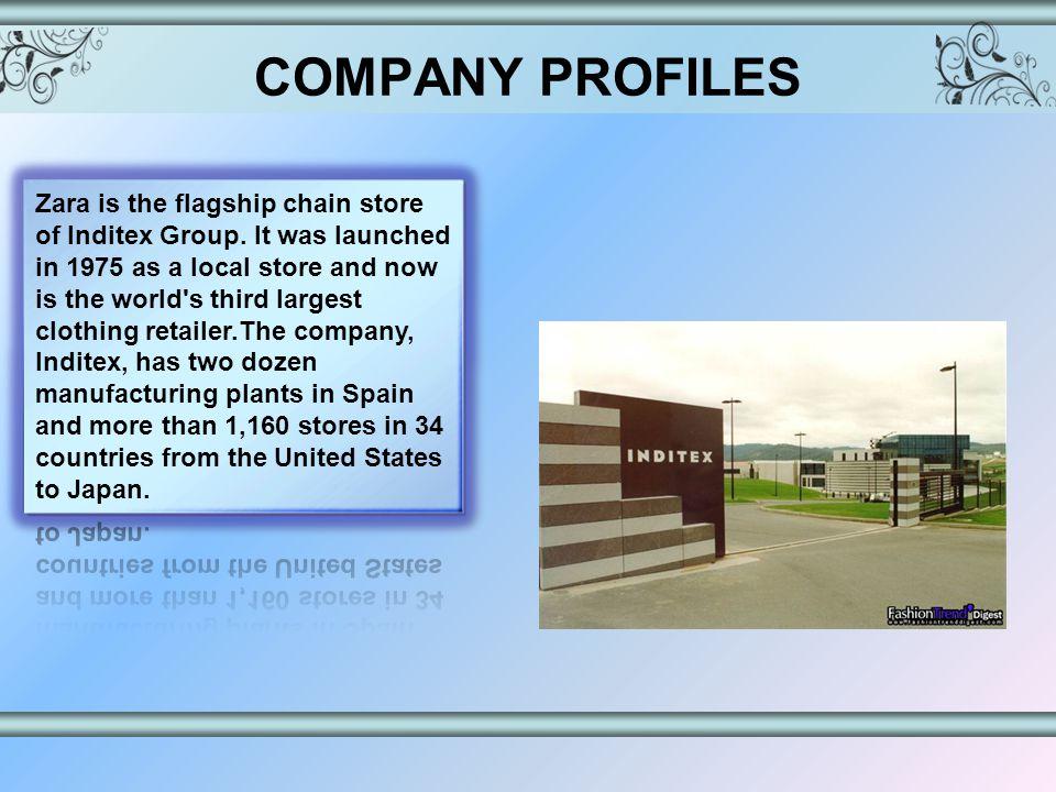 COMPANY PROFILES